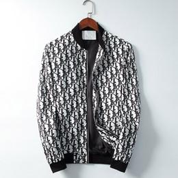 Chaquetas de las señoras online-Dior Top Sweatshirt Coat chaqueta de la chaqueta de los hombres de diseño de alta gama señoras de la alta calidad de diseño hococal envío libre Forme la chaqueta