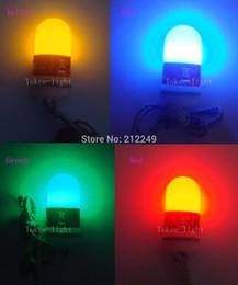 un indicatore Sconti 4 pezzi un lotto Underwater i-Buddy Firefly Scuba Night Dive Marker LED Beacon Beam Segnale di sicurezza
