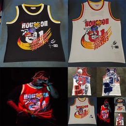 Canada Travis Scott X BR X MN 01 Jack Signaler All 91 étoile 23 Michael MJ 03 Étoile Allen 3 Iverson Partout dans L'ouest Occidental T-Shirt Maillot cheap over t shirt Offre