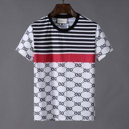 CHAUDAAAGucci 2019 nouveau coton haute qualité boutique hommes femmes mode casual T-shirt à manches courtes POLO shirt Livraison gratuite A17 ? partir de fabricateur