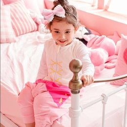 a772b971a Pijamas para niños arco traje hedband Algodón con cremallera durmiente Bebé  Saco de dormir de franela Divertido de dibujos animados Manta Durmiente  Recién ...