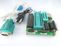 2019 программист mcu USB 51 MCU программирования Ep51 программист серии AT89 STC (двойного назначения обновления версии типа) дешево программист mcu