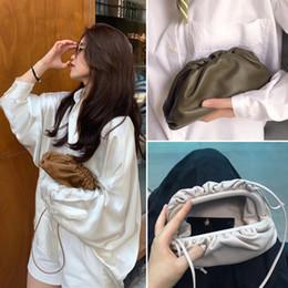 disegni di feltro Sconti Art2019 Take Hand Nicchia Design Singolo spalla Flaky Nuvole Gnocchi Confezione Donna Messenger Senior Feel Bag