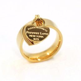 anéis de moda âmbar Desconto Anéis de noivado Para As Mulheres Mens Eterno Anel de Amor Anéis De Luxo Designer de Moda High End Jóias Venda Quente