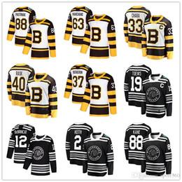 20b3117f5 2019 Winter Classic Chicago Blackhawks Boston Bruins Toews DeBrincat  Patrick Kane Seabrook Crawford Pastrnak Bergeron Marchand Chara Jerseys