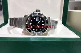 2019 barato relógios de moda de plástico Relógios de pulso de alta qualidade N V7 116610 116610LN 116610LV 116613 116619 116660 40mm 2813 Movimento Automático Mens Watch Watches Luminescentes
