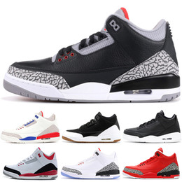 chaussures de basket cyber monday Promotion 2019 Hommes Chaussures de basketball Tinker Chlorophylle Ciment noir Cyber ​​lundi City of Flight Feu Rouge JTH Pure White Trainer Sports Sneaker 7-13