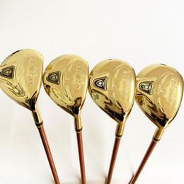 maruman majesty tacos de golfe Desconto Clubes de golfe Mens Maruman Majestade Golf Híbrido madeira 2/16/3/19 4/22 5/25 R / S / SR flex headcover frete grátis