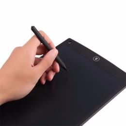 2019 mini obiettivo ipad Freeshipping da 12 pollici LCD Tablet di scrittura digitale Mini Tablet da disegno a mano Pads portatile elettronico ultra-sottile Tablet Board