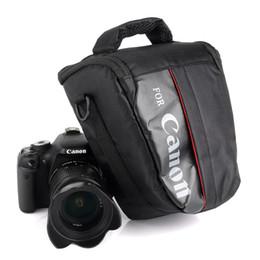 Etui sac pour appareil photo Canon EOS 1300D 1200D 1100D 750D 800D 200D 60D 77D 5D 6D 7D 100D 760D 700D 600D 650D T7 ? partir de fabricateur