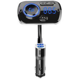 2019 modems lte 4g desbloqueados Mãos-livres MP3 player do carro sem fio chamada Car Fast Charge sem fio Transmissor FM Mp3 Player