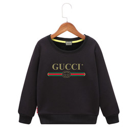 2019 giacca modello ragazze Ragazza maglione 2019 Nuovo modello Autunno e primavera Pretend Vestiti per bambini Bambini False Jacket Grandi ragazzi con cappuccio giacca modello ragazze economici