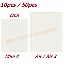 Nuevo OEM OCA Optical Clear Adhesive Tape Sticker para iPad Mini 4 Air Air 2 5 6 desde fabricantes