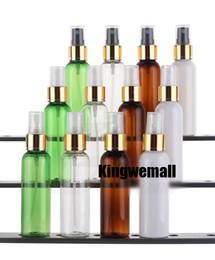 perfumes pequeños al por mayor Rebajas 300pcs / lot 60ml botella de spray botella de perfume compensar pequeños contenedores / botellas vacías envío libre al por mayor