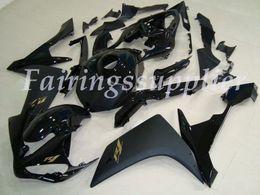 kit carenado yamaha r1 morado Rebajas Nuevo (moldeo por inyección) Kits del carenado del ABS en forma para (Yamaha YZF-R1) 2007 2005 2008 Set de carenados brillante de oro negro R1