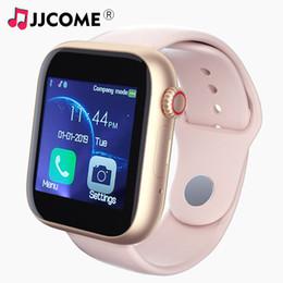 2019 новые умные часы sim Новый Z6 Женщины Мужчины Смарт-Часы Сим-Карты Фитнес Bluetooth IOS Android Часы Телефон Часы Камера Музыкальный плеер Twitter WhatsApp Smartwatch Дети дешево новые умные часы sim