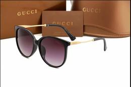 blaue mondbrille Rabatt New Ocean Sonnenbrille Mode Retro Brille 2017 großen Rahmen Sonnenbrille Großhandel 265 für Männer und Frauen