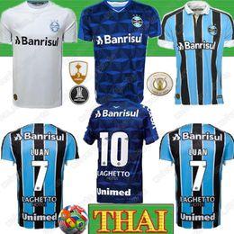 mejor futbol tailandes Rebajas camisa tailandesa 2019 Gremio Paulista de Fútbol jerseys 19 20 Gilchmei Mejor Gremio JohnAth MILLER LUAN Marlone Azevedo da Silva mujer de Fútbol