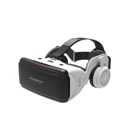 Immersive VR Glasses Gifts Virtual Reality Headset Helmet ABS Cardboard Smartphone Games 3D Viewing Stereo Box Movies от