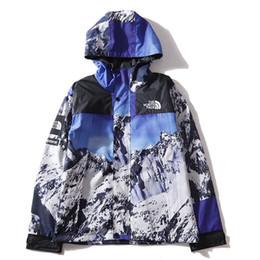 bottone militare in su Sconti Vendita calda primavera autunno nuovi uomini di marca; S giacca sportiva all'aperto uomini moda giacca con cappuccio da uomo giacca a vento con cerniera impermeabile cappotti