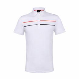 Nuovi uomini PG Golf T-shirt stile trasversale trasversale Sportswear manica corta 4 colori vestiti da golf L-XXL a scelta Leisure Golf camicia Spedizione gratuita da