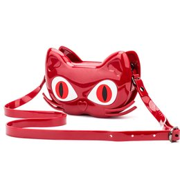 Fabricantes de bolsos de mujer online-fabricantes de origen paquete de gelatina de gato diagonal de hombro niños pequeños lindos bolsos de mujer salvaje mini mejores bolsos para mujer Bolso de moda