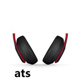 Auscultadores para maçã on-line-2019 Novo chip W1 Sem Fio Bluetooth Stu-3 Fones De Ouvido Fones De Ouvido Com Caixa De Varejo Músico Fones De Ouvido