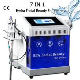 2019 Hydra facial machine diamant dermabrasion facial microdermabrasion lift ferme diamant diamant microdermabrasion dermabrasion beauté dispositif DHL ? partir de fabricateur