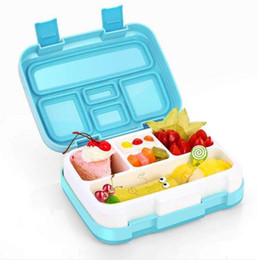 japão saco de plástico Desconto Caixa de cinco caixa de almoço caixa de colarinho branco clamshell