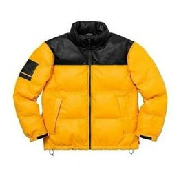 Mens di alta qualità giù cappotto online-19FW design di lusso Mens Jackets nuova marca piumino con la lettera altamente qualità cappotti di inverno sportive di marca parka Top Tuta M-XL
