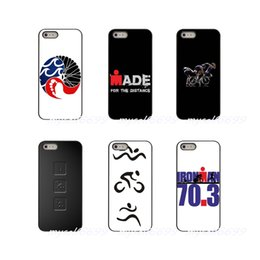 Canada Coque Triathlon Ironman Art pour iPhone XR XS MAX 4 4S 5 5S 5C SE 6 6S 7 8 Plus ipod touch 4 5 6 Offre