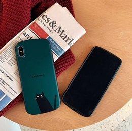 Canada Coques téléphones portables pour iPhone 7 6s 6 Plus 7 7 plus Coque souple en TPU ultra mince de couleur peinture de dessin animé mignon Animaux de compagnie arrière Couverture Livraison gratuite Offre