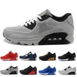 half off 6b18a 3b6f4 Nike air max 90 95 97 98 270 2018 New Cushion 90 KPU Uomo Scarpe sportive  Sneakers classiche di alta qualità Economici 10 colori Scarpe da corsa  sportive ...