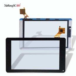 dh inch tablet Rabatt Neu für 7 Zoll DNS Airtab p72w Tablet Touchscreen Digitizer Panel Touch Panel Sensor