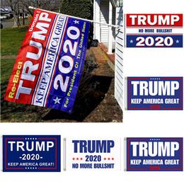 2019 ленточные баннеры Трамп флаг 2020 держать Америку большой снова баннер декор президент США выборы больше не бычья рубашка флаг 3 * 5 футов Республиканский мага