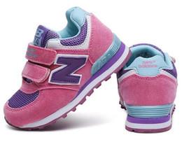 2019 scarpe coreane ragazze bianche nere scarpe sportive firmate di alta qualità sneakers per bambini Scarpe casual STAN SMITH SNEAKERS Scarpe da corsa per bambini CASUAL Nero Rosso taglia EU 25-35
