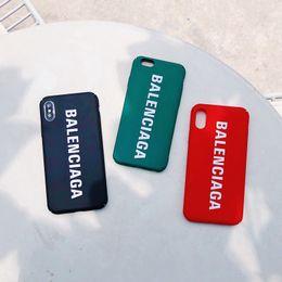 2019 caso glitter lg Custodia rigida per telefono in plastica calda di alta qualità per PC per iPhone 6 6s 7 8 8plus XR X cover posteriore per iphone x xr custodia 7plus xs max