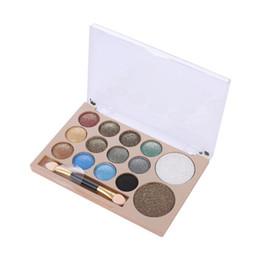 Lidschatten palette rauch online-Professionelle 12 Farbe Lidschatten Makeup Palette Perle Matte Geräuchert Hot EyeShadow Anhaltende Wasserdichte Natürliche Pulver