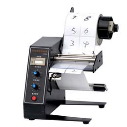 Etiqueta del equipo online-Dispensador de etiquetas automático 1150D etiqueta de equipo 220 V 50 HZ etiqueta de escritorio máquina de pelar separador de etiquetas