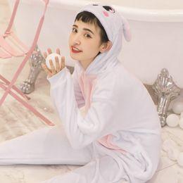 trajes bonitos do kigurumi Desconto Animais Kigurumi Unicórnio Traje Pijama Bonito Menina Crianças Onesie Flanela Spiderman Outono Inverno Anime Macacão Disfarce Onepiece Suit