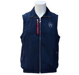 Бренд поло мужская зима теплая гольф жилет ветрозащитный дышащий гольф толстые бархатные куртки для мужчин жилет Жилет дышащая одежда от