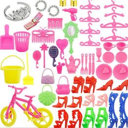 1set de bricolage Princesse Doll Accessoires Petite Hutte Poupée humaine Jouets pour enfants Simulation Vie Jouet Accessoires ? partir de fabricateur