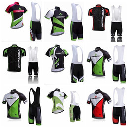 7ba6e6bbe team sports wear Promo Codes - 2019 MERIDA team Cycling Short Sleeves jersey  (bib)