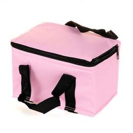 Thermo Travel Organizer Effen Lunchbox Picknick Voedsel Zak Outdoor Draagbare Koeler Sac à lunch Geïsoleerde Thermische Lunchbox ? partir de fabricateur