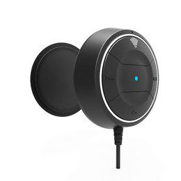 Fonction récepteur radio en Ligne-Lonleap NFC Function Kit mains libres Bluetooth pour voiture 2.1A Chargeur de voiture USB + Câble AUX 3.5mm Récepteur audio de voiture sans fil