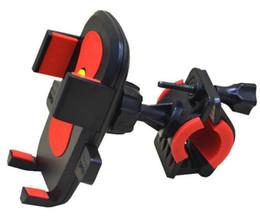 Custodia in plastica per case online-Custodia da bicicletta portabiciclette per bici colore per supporto da viaggio per telefoni cellulari Supporto universale per accessori in plastica con rotazione a 360 gradi per cellphon