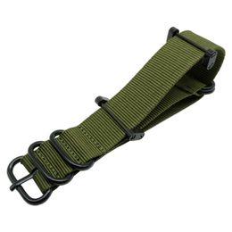 Relogios táticos on-line-Pulseira Verde 24mm Zulu Strap Para Tactical Engrosse Nylon Men Watch Band + Adaptadores + Lugs Para Suunto Core Travessia Strap Livre ferramenta
