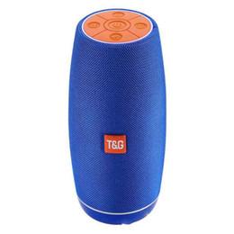 Подарок u диск онлайн-Творческое новое прибытие высокое качество Tg108 Беспроводной bluetooth динамик сабвуфер U диск карты стерео подарок аудио MOQ: 10 шт. Бесплатная доставка