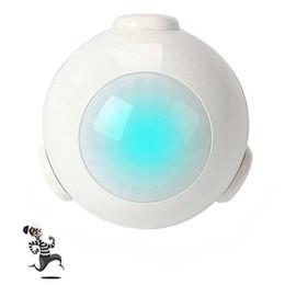WIFI PIR Sensor de movimiento para TUYA Smart Home Video Kit de alarma Soporte Wifi con SmartLife TUYA Smart APP gratuita para envío gratis desde fabricantes