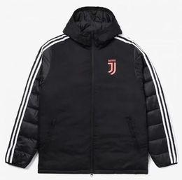 Спортивная италия онлайн-RONALDO футбол куртки костюм Survetement 19 20 Италия Зимняя куртка спортивная